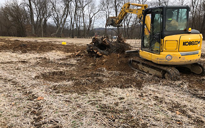 G&M General Contractors | Heath, Ohio | Land Clearing